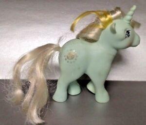 Vintage Hasbro 1983 G1 My Little Pony  Unicorn Adult Sunbeam  Hong Kong Rare