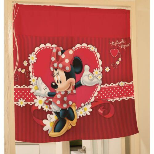 Minnie Mouse Hängender Türvorhang Vorhang y39 w0034