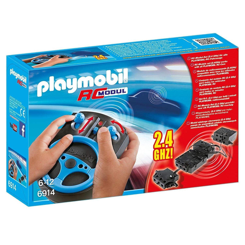 Playmobil 6914 Remote Control Set 2. 4GHz