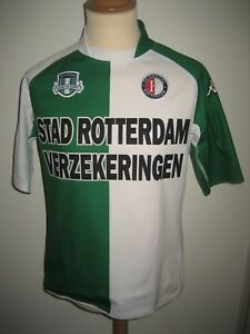 Feyenoord-away-Holland-football-shirt-soccer-jersey-voetbal-maillot-size-M