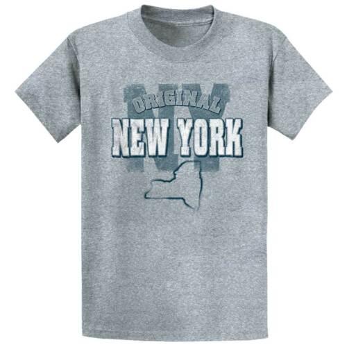 State Souvenir Tees For Womens Mens United States T-Shirts Adults Travel Tshirt