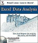 Visual Read Less, Learn More Ser.: Excel Data Analysis : Your Visual Blueprint