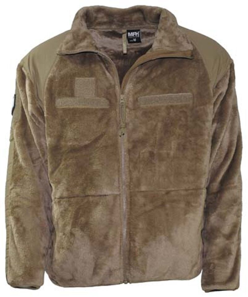 américaine ARMY Veste Polaire GEN III Level 3 COLD WEATHER ARMY américaine Outdoor Coyote PETIT 6dbfbf