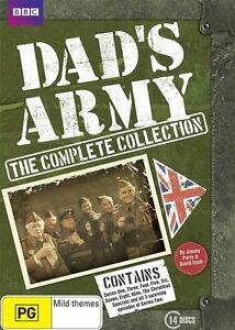 New-and-sealed-Dad-039-s-Army-BBC-The-Complete-Collection-14-DVD-Set-region-4-pal