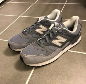 Details zu New Balance M530OXC Shoes Sneakers Men's Size 12 Grey New 530