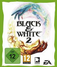 PC Computer Spiel Black & White 2 DEUTSCH Black und White 2 PC Top Klassiker