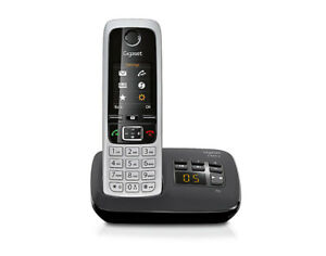 Gigaset c430a cordless analogue telephone with answer machine