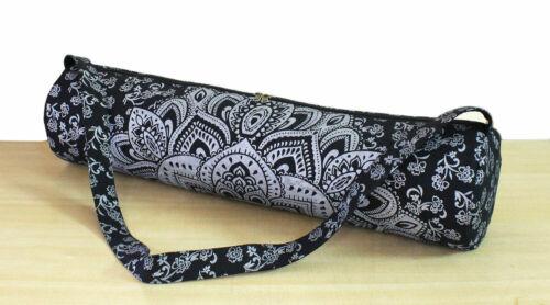 Indian Bohemian Mandala Yoga  Mat Bag Carrier Bag Gym Accessories