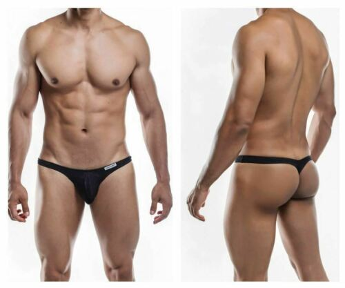 Joe Snyder JSMBUL06 Maxi Bulge Thongs Color Black