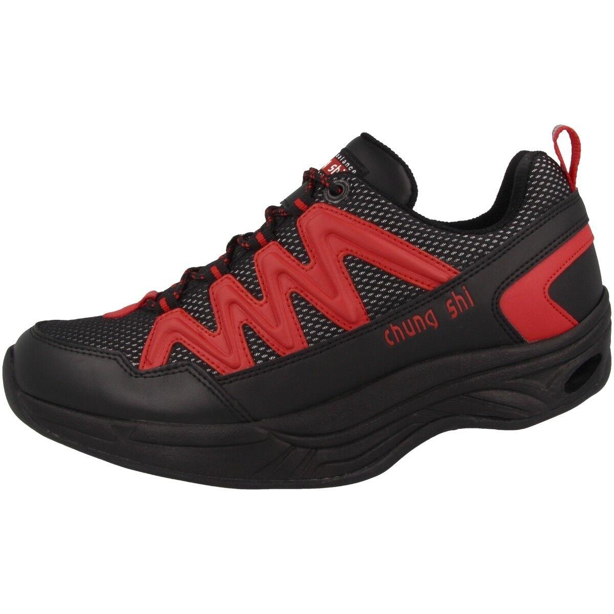 Chung Shi Comfort Step Level 1 Magic Women's shoes Health Trainers 9101005