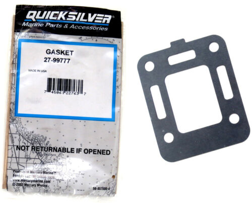 9-61407 18-2833 27-99777 Genuine MerCruiser 3.0L 2.5L Exhaust Riser Gasket