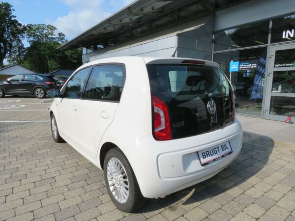 VW Up! 1,0 60 High Up! BMT - billede 2