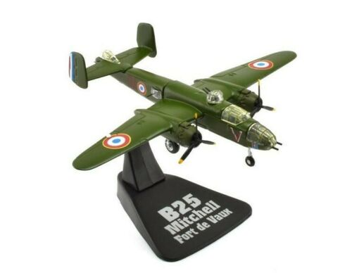 B25 Mitchell Fort de Vaux 3903031 1:144 Atlas plane New in a box!