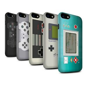 Matte-Tough-Case-for-Apple-iPhone-7-Games-Console