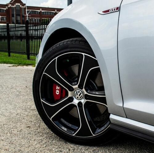 AUSTIN WHEEL OVERLAY VW MK7 GTi stickers VINYL MOD