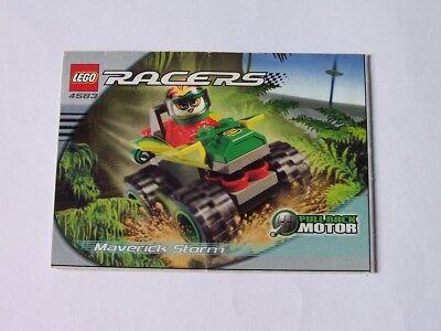 4583 Lego® Bauanleitung Instruction Nr