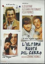 L'ULTIMA RUOTA DEL CARRO-  DVD NUOVO SIGILLATO VERSIONE EDITORIALE