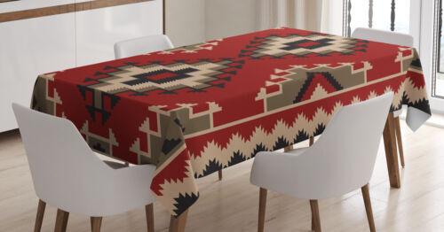 Afghan Stil Motive Digitaldruck afghanisch Tischdecke
