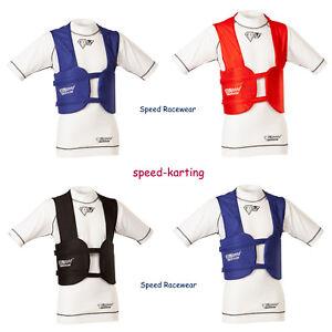 SPEED-Rippenweste-XXS-XXL-Kart-Rippenschutz-Speed-Racewear-Rip-Vest-Weste
