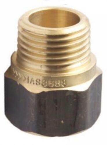 """2/"""" X 2/"""" Female BSP X Male BSP Brass Adaptor"""