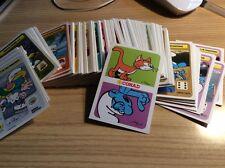 Evado mancoliste card I PUFFI CONAD € 0,20 cad.  vedi lista