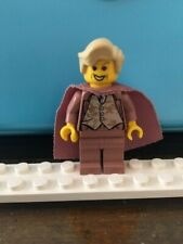 Lego Harry Potter Minifigure Gilderoy Lockhart W// Cape from Set 4733 100/% REAL