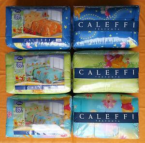 Trapunta Piumone Winnie Pooh Disney Caleffi Invernale Originale Letto Singolo Ebay
