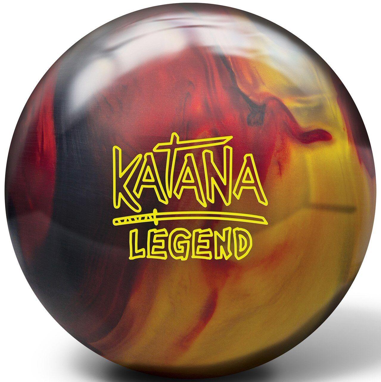 Radical Katana Legend Bowling Ball NIB 1st Quality