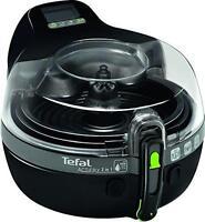 Tefal Actifry 2-in-1 Low Fat Healthy Fryer Yv960140 - 1.5 Kg - Black