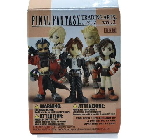 "Final Fantasy Trading Arts Mini 2.5/"" Mini Figure Auron"