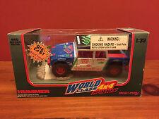 Diecast Hummer The Grass Hopper Team by New-Ray World Class 4x4