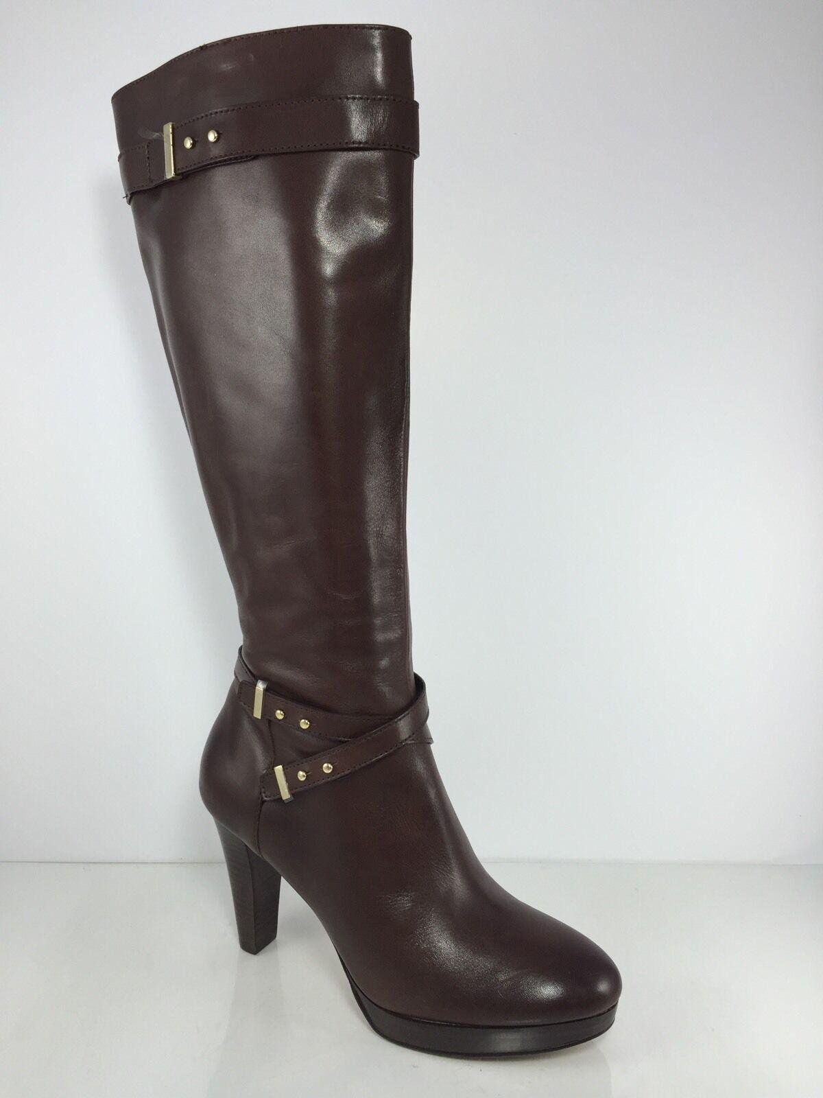 Cole Haan damen braun Leather Stiefel Stiefel Stiefel 9 B 3c1807
