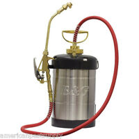 B&g 1 Gallon Pest Control Sprayer With 24 Inch Wand N124-s-24 B&g Equipment