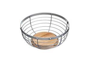 KitchenCraft-Industrial-Kitchen-Vintage-Style-Metal-Wooden-Fruit-Bowl-28-x-12-c