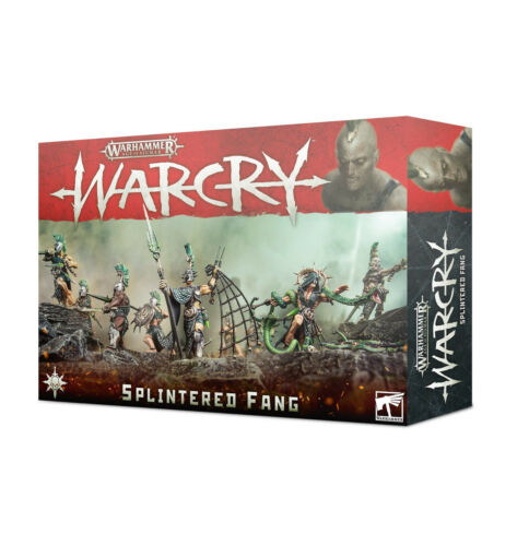The Splintered Fang Faction Warhammer Age of Sigmar Warcry