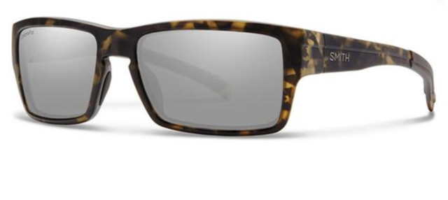 1ec44f77fe Buy Smith Outlier Sunglasses Matte Camo ChromaPop Polarized Platinum ...