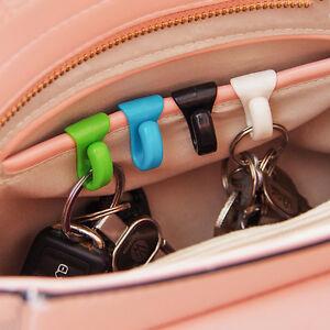 Good-Quality-2pcs-Anti-lost-Hooks-Bag-Accessories-Keys-Hook-Convenient-Gadgets