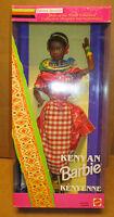 Mattel kenyan barbie dolls of world international Toys
