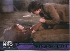 Doctor Who Timeless Green Parallel Base Card #73 The Hungry Earth
