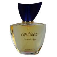 Priscilla Presley Experiences Edt Spray Perfume For Women 1 Oz. Unboxed
