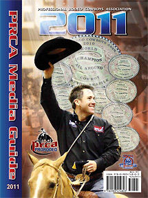 2011 Professional Rodeo Cowboys Association Media Guide