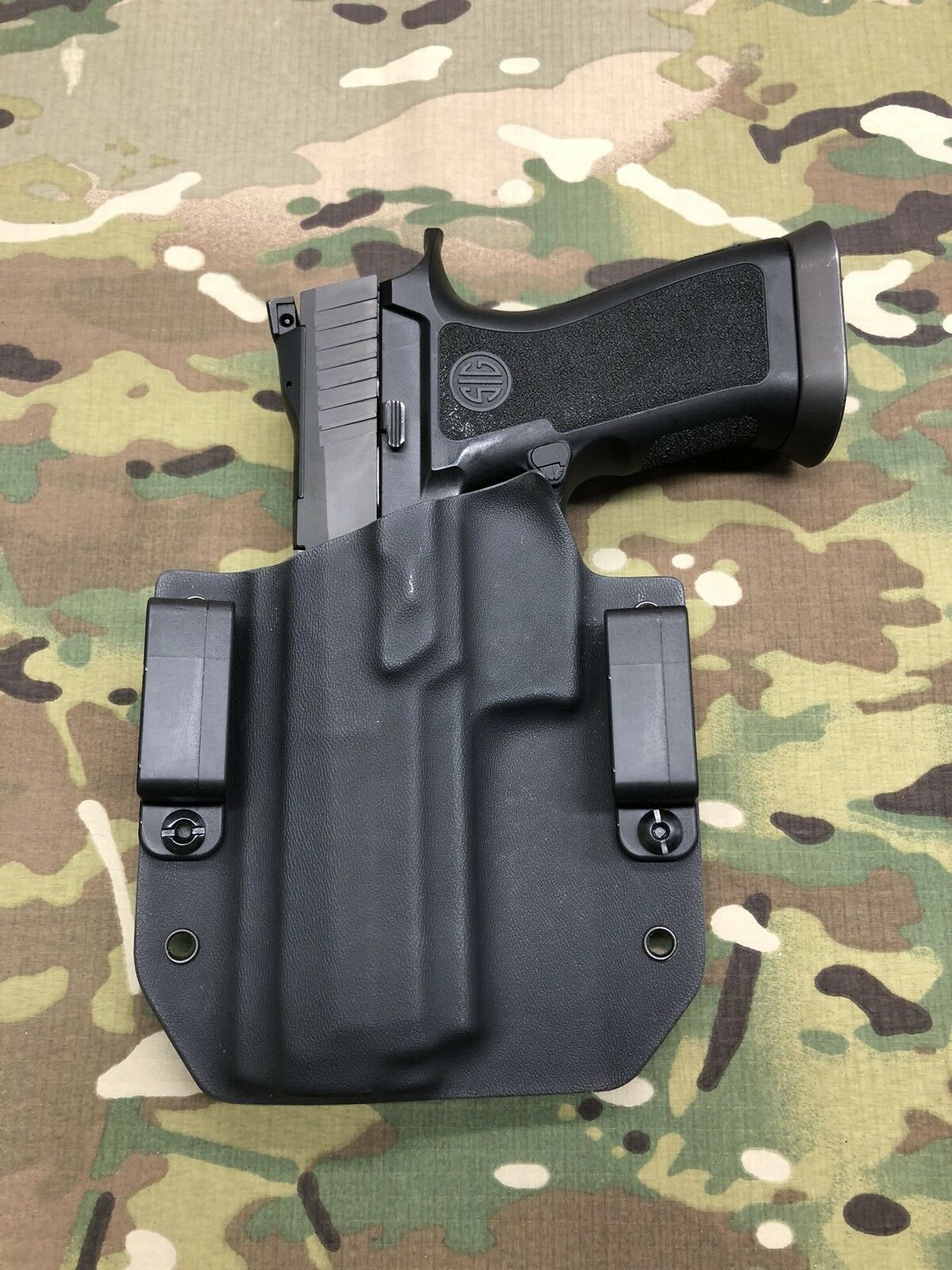 FDE Kydex X5 Holster for SIG P320 X5 Kydex Full Größe 6870d9