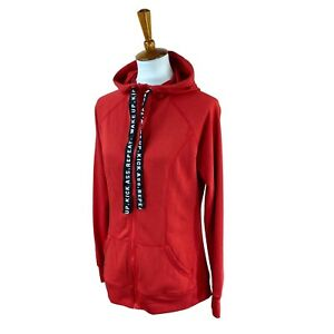 Torrid-Active-Women-039-s-Athleisure-Full-Zip-Hooded-Red-NWT-Jacket-00-Medium-Large