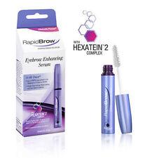 RapidBrow Rapid Brow Eyebrow Enhancing Serum 3ml /0.1 fl. oz Sealed In Box