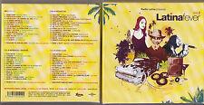 COFFRET 4 CD CARDSLEEVE 60T LATINA FEVER VOL.2 GOTAN PROJECT/ELVIS CRESPO/PUENTO