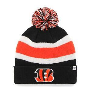 Details about Bridgestone Golf Cincinnati Bengals NFL Football Beanie Cap  Stocking Ski Hat NEW 25ace74cf17