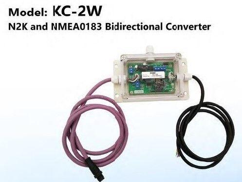 NMEA 2000 certified w//wifi module NMEA 0183-2000 bi-directional Converter