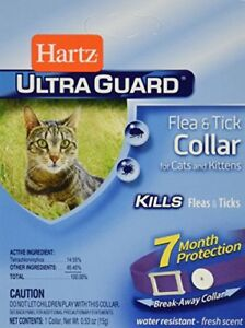 Hartz-UltraGuard-Flea-amp-Tick-Purple-Collar-for-Cats