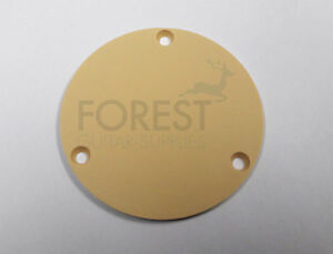GIBSON-Les-Paul-aftermarket-Switch-back-cover-plate-ABS-cream-plastic