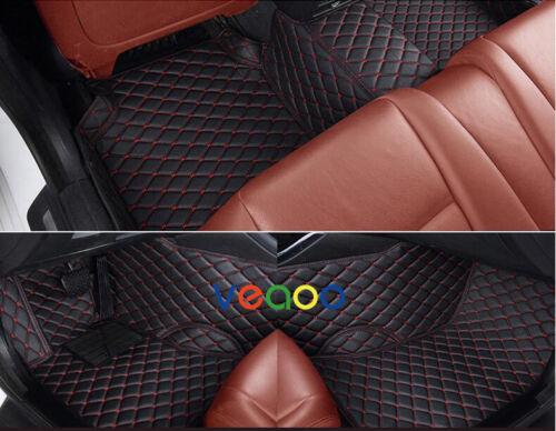Car Floor Mats for Benz E300,E350,E500,E550 Sedan 2009-2014 All Weather Carpets